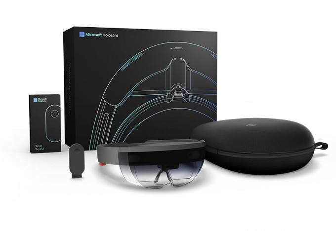 Microsoft HoloLens. Технология новой реальности.