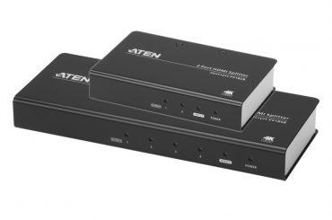Обзор новинок Aten для работы с видеосигналами с разрешением 4K