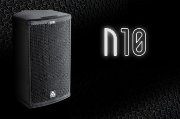 Акустические системы серии NÍTID Amate Audio N10 и N12