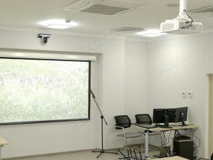 Оборудование учебной аудитории Ступинского химического завода