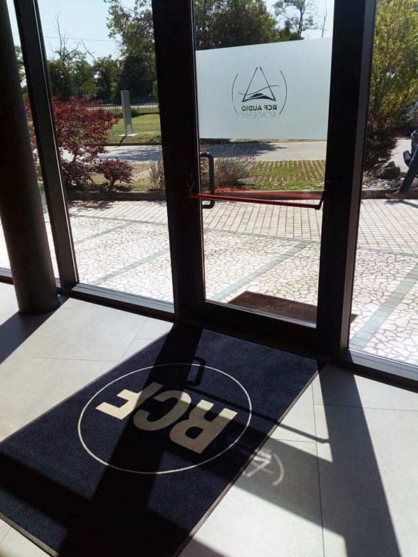 «Атанор» в гостях у RCF