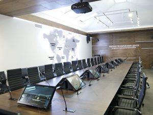 Оборудование конференц-залов