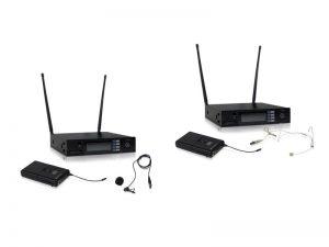 Петличный и головной радиомикрофоны AV Production MP-MIC-P1 и MP-MIC-P2