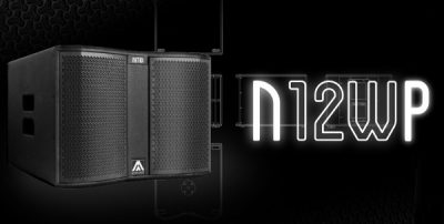 Пассивный сабвуфер серии NÍTID Amate Audio N12WP