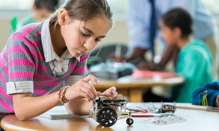Детский технопарк «Кванториум»