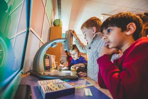 Детский технопарк «Кванториум», Комплексное аудио-визуальное решение