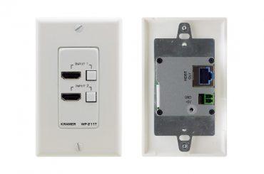 Новый переключатель для 4К Kramer WP-211T