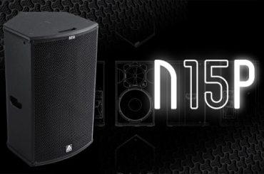 Новая пассивная акустическая система Amate Audio N15P