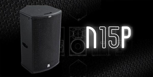 Пассивная акустическая система, Amate Audio N15P