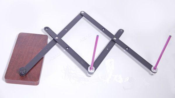 Пантограф «Фибоначчи», практические пособия по математике