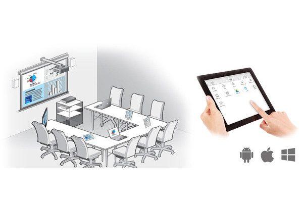 Отличительные особенности применения BYOD для переговорных, Атанор