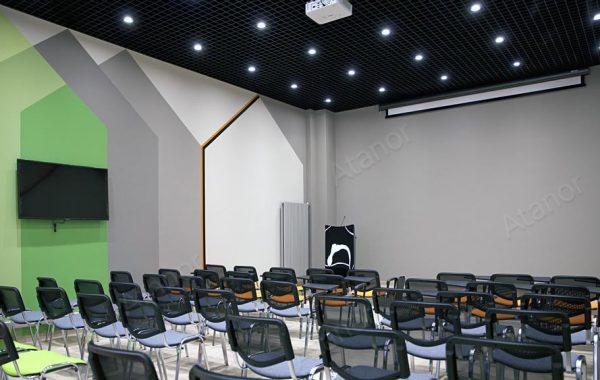 «Атанор» оборудовал конференц-зал для «Каширского Двора»