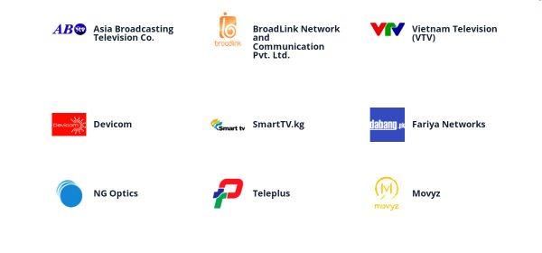 Клиенты Telebreeze IPTV/OTT
