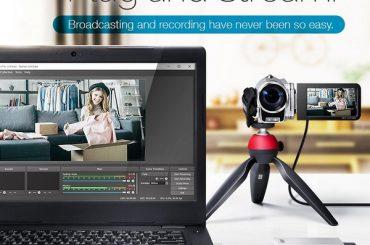 ATEN UC3020 – новый USB-конвертер для захвата видеосигнала из HDMI в USB-C UVC