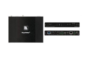 Kramer VP-427UHD – 4K HDBT ресивер/скалер с поддержкой технологии HDBaseT и HDMI