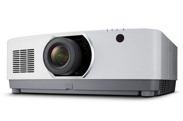 NEC представил лазерный проектор, не требующий замены ламп