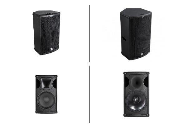 Amate Audio Nítid PR -  новая серия акустических систем среднего размера для малых и средних инсталляций