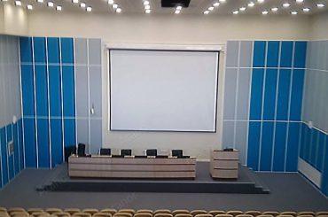 Мультимедийная система в конференц-зале Перинатального центра г. Пенза