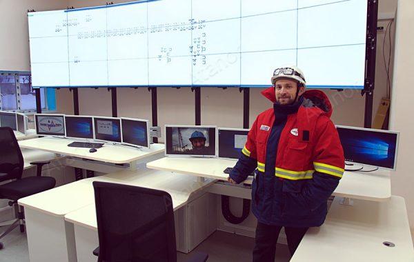 AV-комплекс для ситуационного центра «МегионЭнергоНефть»