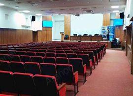 Установка цифровых систем AV-оборудования в ПАО «Машиностроительный завод»