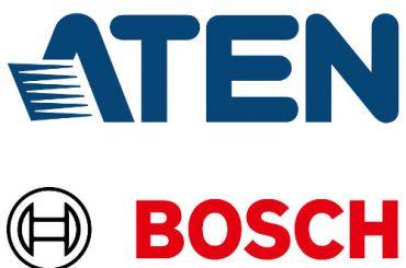 ATEN и BOSH начинают сотрудничество в разработке новых AV-технологий