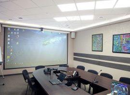 Обновление аудио-визуального оборудования конференц-зала «Восток-М»