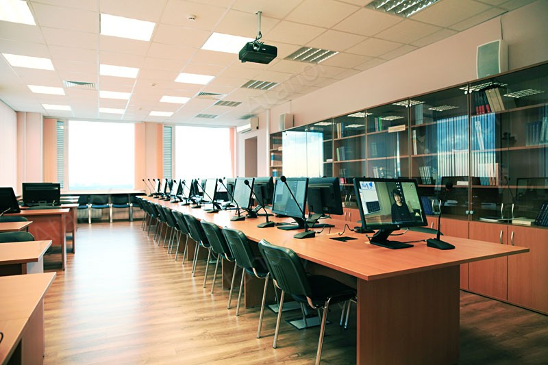 Автоматизация конференц-зала МИФИ