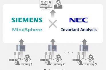 NEC и Siemens заключили сотрудничество в области разработки решений IoT