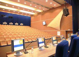 Модернизация главного конференц-зала МЭС