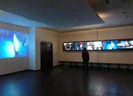 Комплекс мультимедиа оборудования для Московского театра «Современник»
