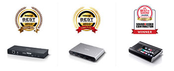 ATEN удостоился наград Best of NAB Show и Interop Best of Show