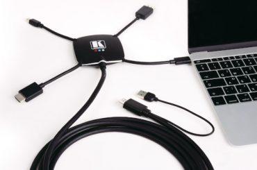 Новый адаптер для BYOD Kramer K−SPIDER