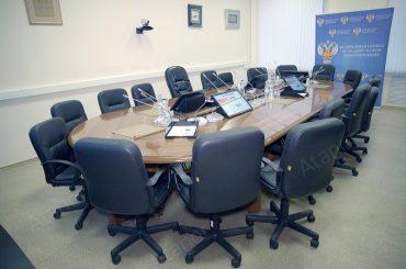 Новый этап модернизации систем оборудования в конференц-зале Росздравнадзора