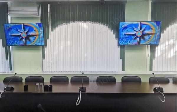 Централизованная система управления для ЦОД ГО ЧС Курской области