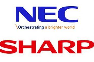 Sharp NEC Display Solutions. Объединение двух известных брендов