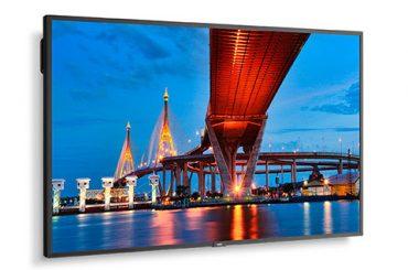 Новые дисплеи NEC MultiSync® ME Series для UHD Digital Signage