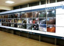 Оборудование ситуационного центра министерства транспорта Краснодарского края