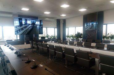 Конференц-зал для морского университета им. Адмирала Ушакова