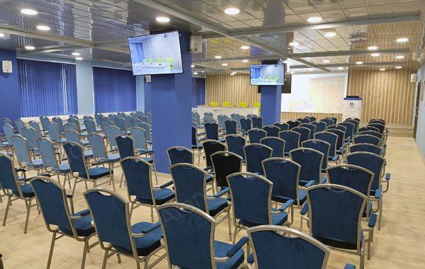 Мультимедиа системы для актового зала «Петрозаводскмаша»
