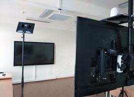 Оборудование интерактивной аудитории в Обнинском филиале МИФИ