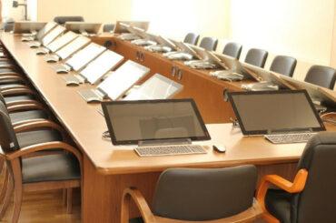 Типы конференц-залов. Оснащение и функции