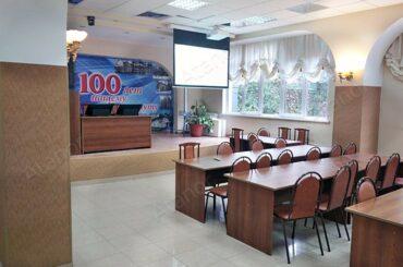 Модернизация конференц-зала в «ЦНИИТ»